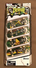 Tech Deck Rare CREATURE 4-pack Finger Skateboard 96 mm Unopened