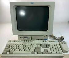 Vintage IBM PS/1 53F5798 Computer (Working 100%) 2011 Model M Keyboard & Mouse
