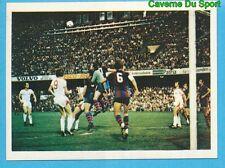 120 FC.BARCELONA Vs FORTUNA DUSSLEDORF STICKER FOOTBALL 1980 BENJAMIN RARE NEW