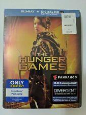 The Hunger Games SteelBook, Best Buy Exclusive (Blu-ray + Digital HD) | Pristine