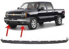 Replacement Front Bumper Air Dam Valance For 2003-2006 Chevrolet Silverado New