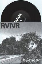 "RVIVR ""Belebend"" 7"" OOP Latterman Iron Chic Joyce Manor"