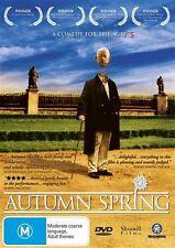 AUTUMN SPRING Vlastimil Brodsky DVD NEW