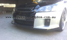 commodore s1 VE Carbon fiber front lip-ss sv6 8 clubsport led Lumina skirt spoil