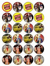 "24 x Only Fools And Horses 1.5"" Edible Cupcake / Cake Toppers Decorations"