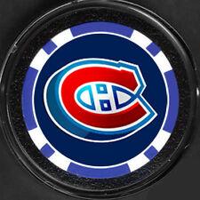 MONTREAL CANADIENS WSOP VEGAS CASINO POKER CHIP CARD WS