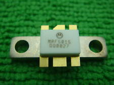 MRF5015 N-CHANNEL BROADBAND RF POWER FET BY MOTOROLA