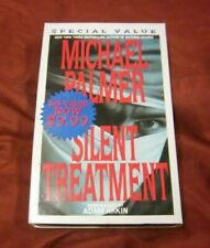 Silent Treatment by Michael Palmer (2 Cassette Audiobook)