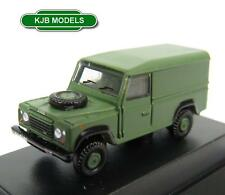 BNIB N GAUGE OXFORD DIECAST 1:148 NDEF003 LAND ROVER DEFENDER 110 BRITISH ARMY