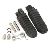 Front Footrest Foot Pegs For Suzuki GSX1300R GSX 1300 Hayabusa 1999-2012 09 10
