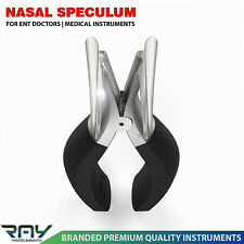 Nasal Speculum ENT Examination Kit Diagnostic LED Light Rechargeable Child+Adult