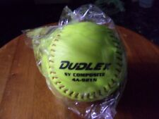 Dudley Sy-12 Rf Thunder Slow Pitch Sy Cor.44 Asa Certified Softball Nos 4A-921N