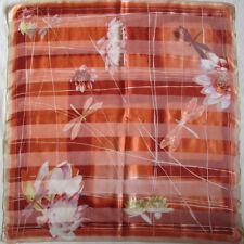 - Foulard en mousseline GUY LAROCHE  soie  TBEG  vintage scarf  88 x 88 cm