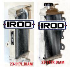 New Pair IROD Radiator Honda CRF 450 R 05-08 Aluminium MX Enduro Left Right