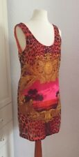 Versace for h&m robe paillettes robe Méduse Dress EUR 34 Size US 4 UK 8 NEUF NEW