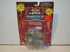 ROBOTECH EXOSQUAD SPARTAN BATTLOID MOSC 1994 PLAYMATES