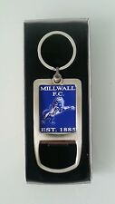 MILLWALL F.C   BOTTLE OPENER KEYRING . IDEAL GIFT
