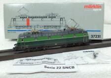 Marklin 37231 NMBS SNCB Belgische E lok 122028 DIGITAAL leds volledig metaal