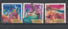 Christmas Islands 2000 Natale 480-82 USATO