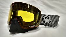 NEW Dragon Alliance NFXS Boost Transition Goggles with Yellow Lens 722-1902