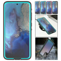 For Samsung Galaxy S20 Ultra S10 Plus Note 10 5G Waterproof Shockproof Hard Case