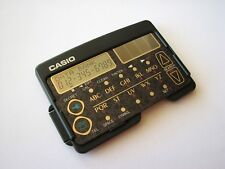 RARE NEW in BOX Vintage NOS CASIO DC-E700 (L)Black DATA-BANK calculator