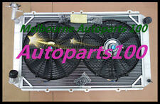 For Nissan Patrol RADIATOR& Fans GQ Y60 4.2L TD42 Turbo Diesel/3.0 Petrol RB30S