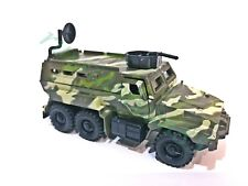 Military vehicle. Metal model. Armored car. Russian Army. Tanks.