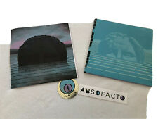 Absofacto Sinking Islands Vinyl Record Album New/  Bonus Artwork/ Signed