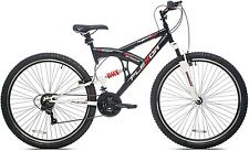 "Men's Mountain Bike 29"" Bicycle Shimano Full Suspension 21 Speed"