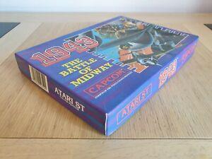 1943 - Capcom / US Gold - Atari ST (Box Only)
