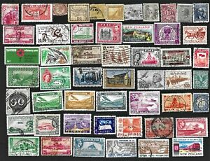 Worldwide Used/Mint Stamps & Pictorials FREE Shipping U. S. KF