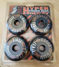 Hyper Wheels Power Edge Hockey Inline Skate Wheels 76mm 80-A STREET VINTAGE