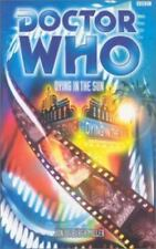 Doctor Who - Dying in The Sun by Jon de Burgh Miller BBC Books paperback