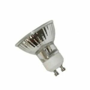 Anyray A1818Y (1)-Bulb 25W GU10 Base 25 Watt Halogen Flood MR16 Light Bulbs 1...