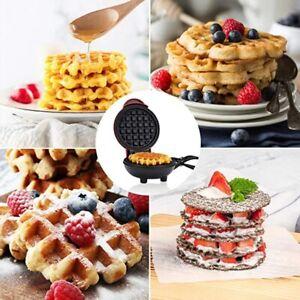 Mini Waffle Pot Electric Waffles Maker Egg Cake Oven Breakfast Waffle Machine