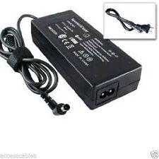 AC Adapter Charger f Sony PCG-505X, PCG-591L, GR250, PCG-V505DX, V505DXP, V505EX