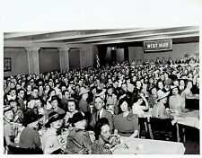 1939 Original Photo Alumni Dinner for West High School students in Cleveland OH