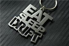 EAT SLEEP DRIFT Keyring keyfob Schlüsselring porte-clés JDM MANGA GTI R32 GT 3 2