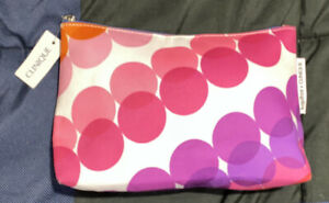 Clinique Cosmetic/makeup bag/travel *New*