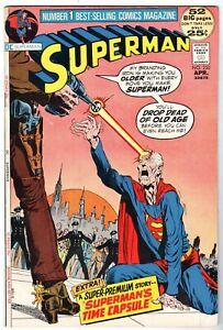 Superman #250, Very Fine Condition