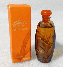 VINTAGE Eau Toilette ✿ NATURE MILLENAIRE by YVES ROCHER ✿ Mini Perfume (5ml)