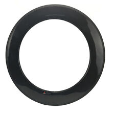 1pcs 88mm Carbon Rim Clincher 20.5mm 3K glossy 700C Road Track Rim for Wheel 20H