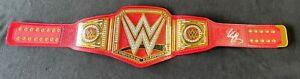 Kevin Owens Signed WWE Universal Championship Deluxe Replica Tite Belt JSA COA