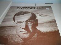 The Unforgettable Glenn Miller Vinyl Album in Gatefold Sleeve 1977 RCA TVL 1