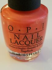 Opi Nail Polish Down To The Core-al (Nl N38) Neons Collection 2014