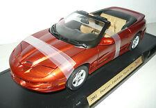 Yat Ming 92389 2002 Pontiac Firebird Trans Am, kupfer metallic, 1/18, NEU&OVP
