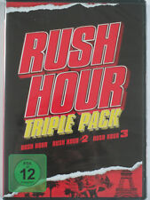 Rush Hour Trilogie Teil 1, 2, 3 Sammlung - Jackie Chan, Chris Tucker - Cop