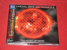 2016 JEAN MICHEL JARRE Electronica 2 Heart of Noise DIGIPAK JAPAN BLU-SPEC CD