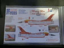 1/32 Two Bobs Decal F-16C Minutemen 50Th Anniversary